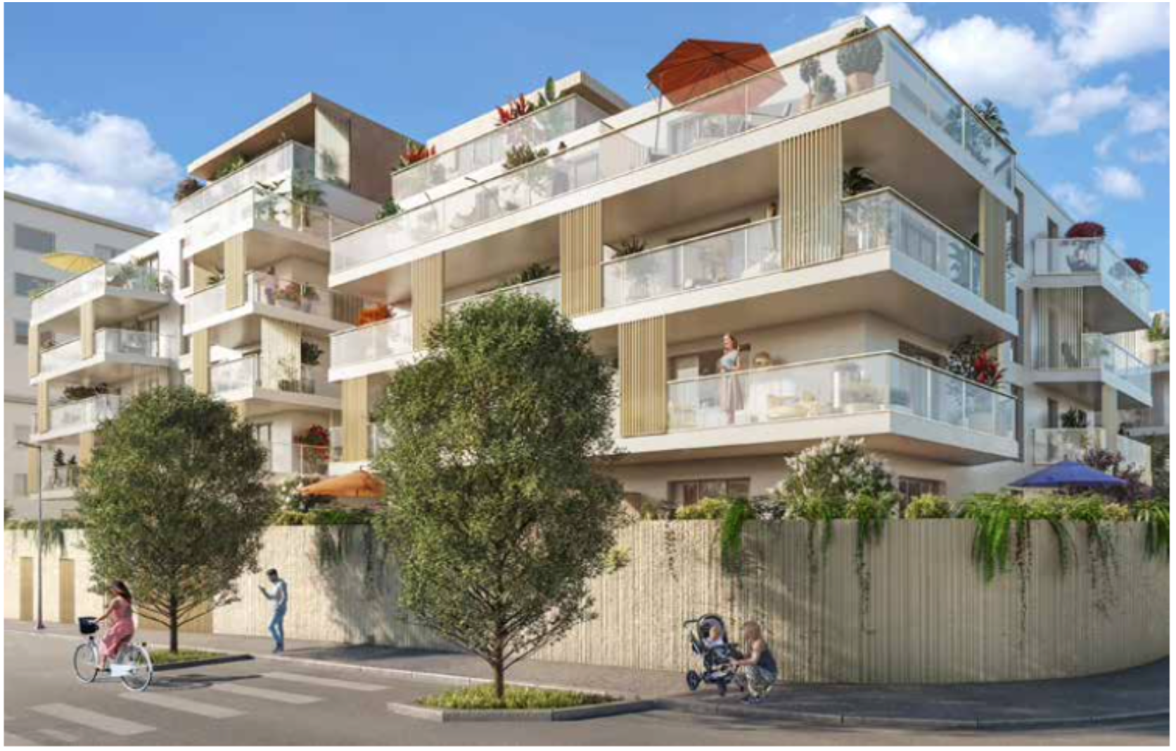Programme neuf Appartement Lorient (56100)