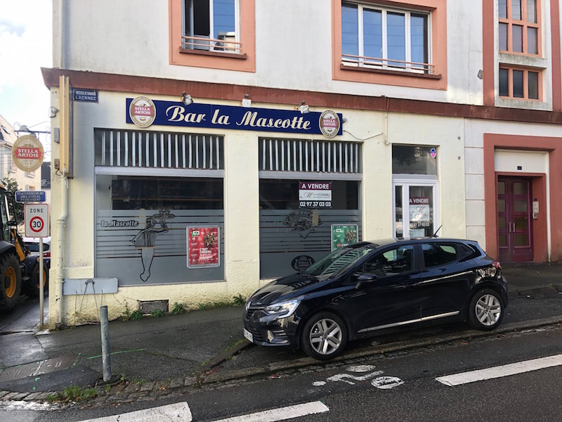 Vente Immobilier Professionnel Local commercial Lorient (56100)